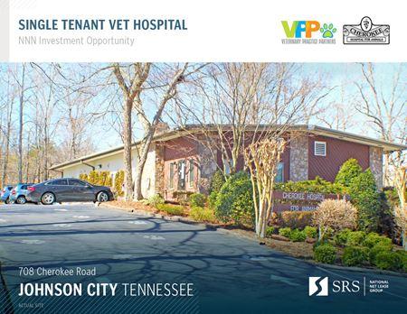 Johnson City TN - VPP Cherokee Hospital for Animals - Johnson City