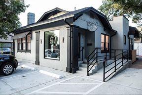 Retail / Small Office on Dunlavy Street