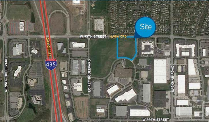 Kansas Commerce Center Lot 4 - SWC of 95th Street & Twilight