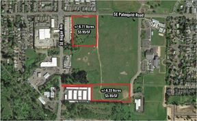 Land For Sale - 6.71 Acres