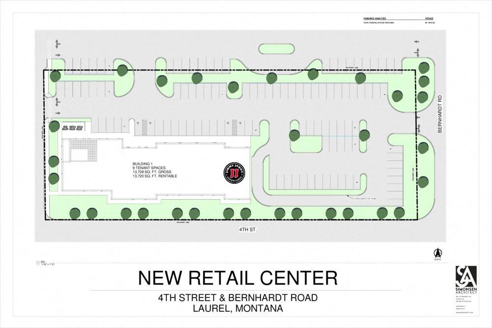 Laurel Commercial Center