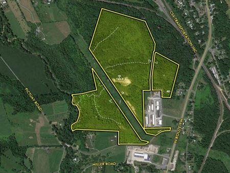 Large Industrial Development Site - Selkirk