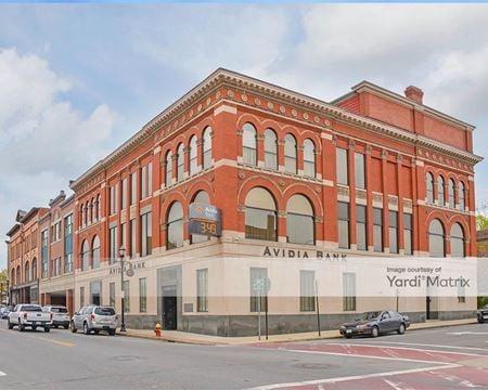 Avidia Bank Main Office - Hudson