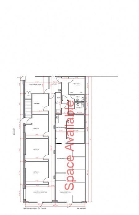 Carter Building - Conroe