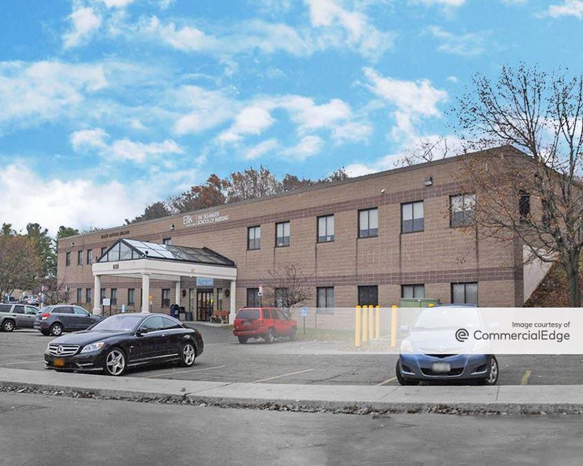 McClellan Street Health Center - Health Services Building