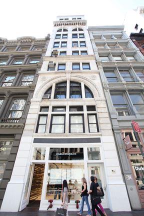 543 Broadway - New York City