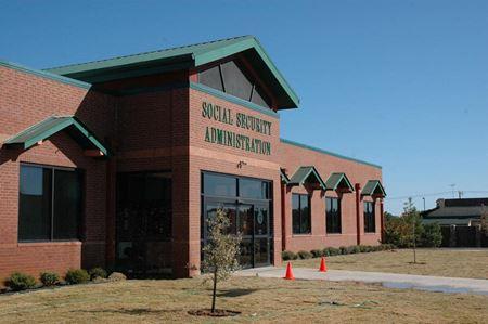 Wichita Falls SSA Building - Wichita Falls