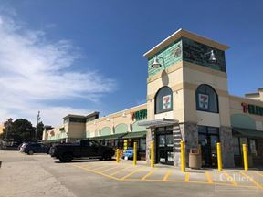 7 Eleven Retain Center Space For Lease