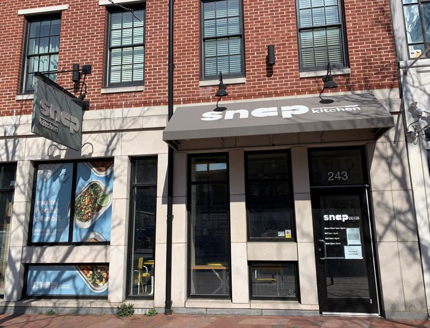 Old City Retail Space Available