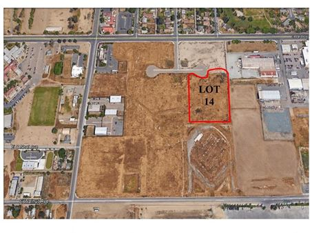 Tulare Business Park Lot  14 - Tulare