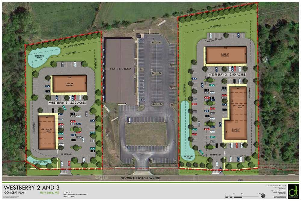 Westberry 2 & 3 - Two Lots Ready for Development