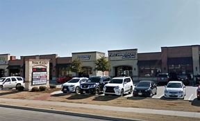 Alsbury Retail Center