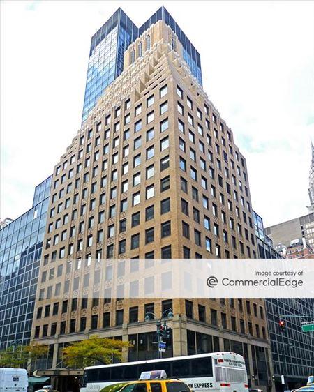 Crystal Building - New York