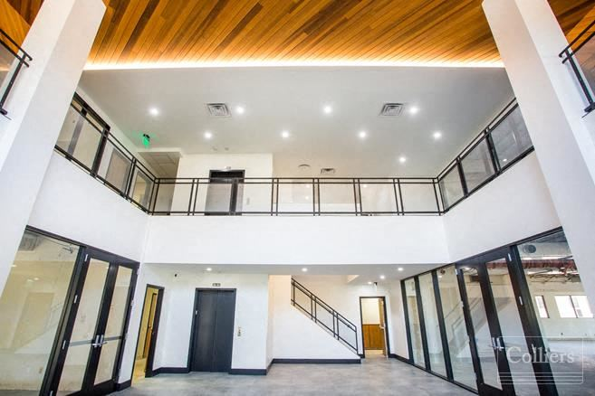 Newly Renovated Office Building Near Downtown