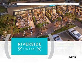 Riverside Central-SWC Central Ave & DeAnza Ave - Riverside
