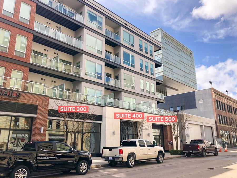3rd Street Retail Suites at Onyx Residences