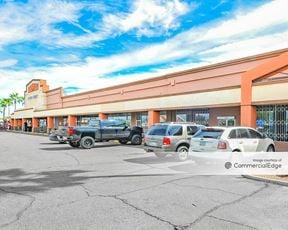Sherwood Mesa Plaza Shopping Center - Mesa
