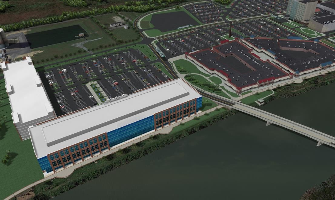 1100 Justison Street - Riverfront Development Site -