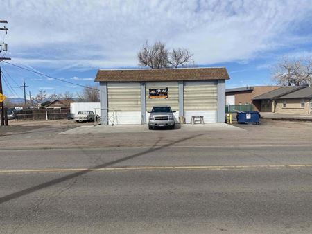8401 Brighton Rd Free Standing Building I-1 Zoned--Hard to find property! - Commerce City