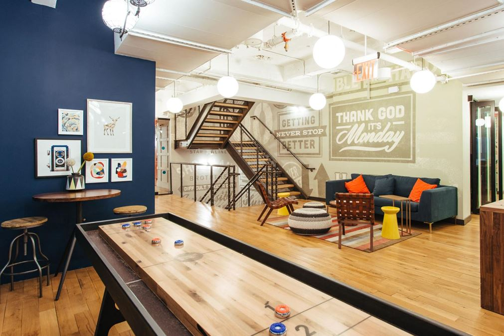 WeWork | 110 Wall St