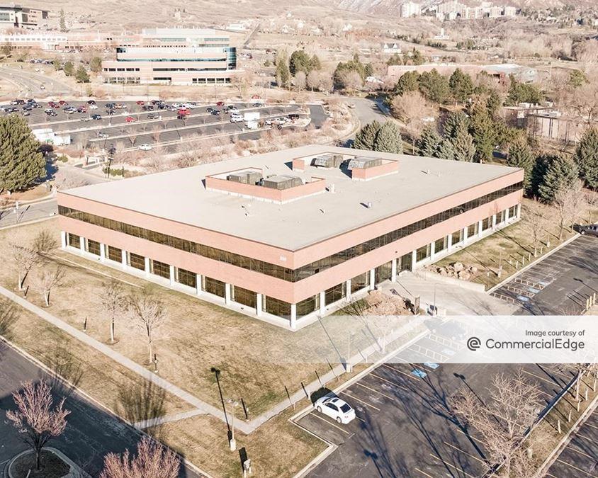 University of Utah Research Park - 650 Komas Drive