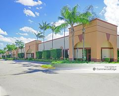 Miramar Park of Commerce - 3015 North Commerce Pkwy - Miramar