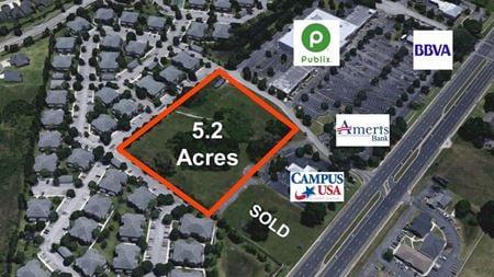 5.2 Acres Multifamily Hwy 200 - Ocala