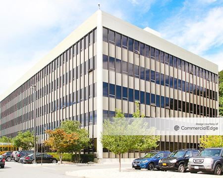 Saxon Woods Corporate Center - 550 Mamaroneck Avenue - Harrison