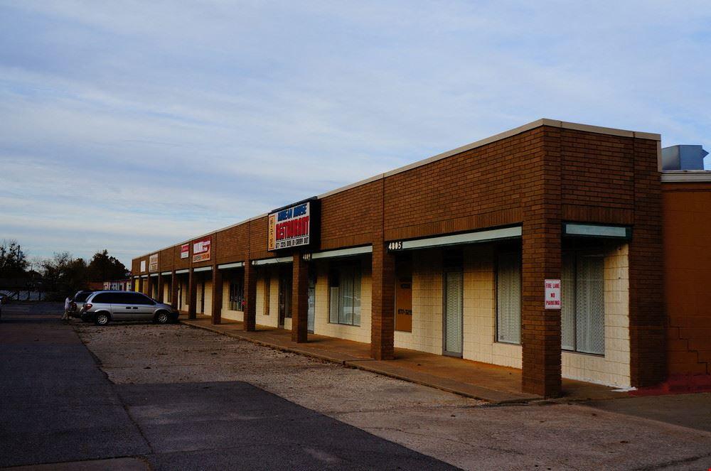 Newey Shopping Center
