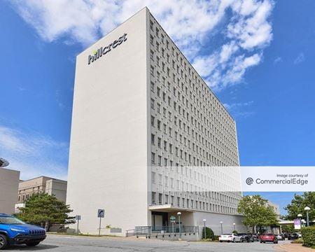 Utica Park Clinic - North & South Physicians Buildings - Tulsa