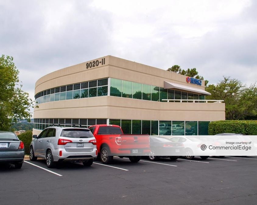 GREAT HILLS CORP CENTER I