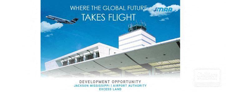 Development Opportunity   Jackson Mississippi   Airport Authority