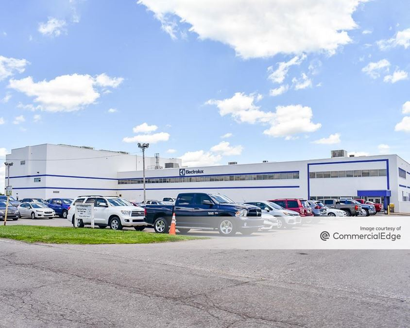 1100 Industrial Drive
