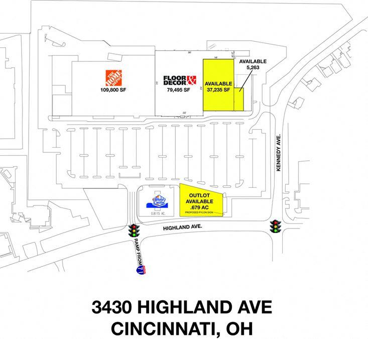 Highland Square Outlot