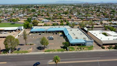 Second Generation Commercial Center - Mesa