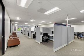 For Sublease | Top Floor Available in Bellaire