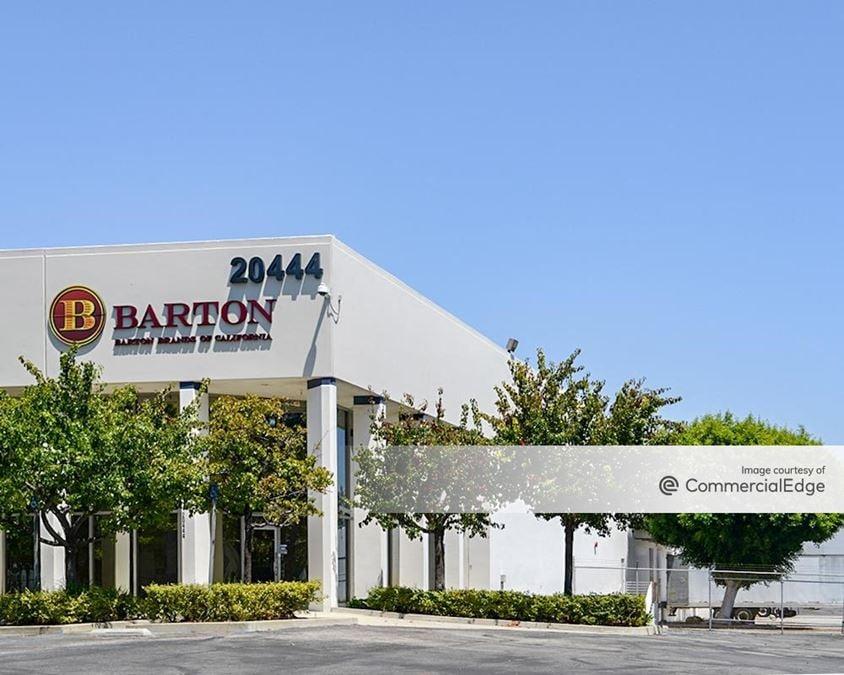Carson/Del Amo Industrial Park - 20444 South Reeves Avenue