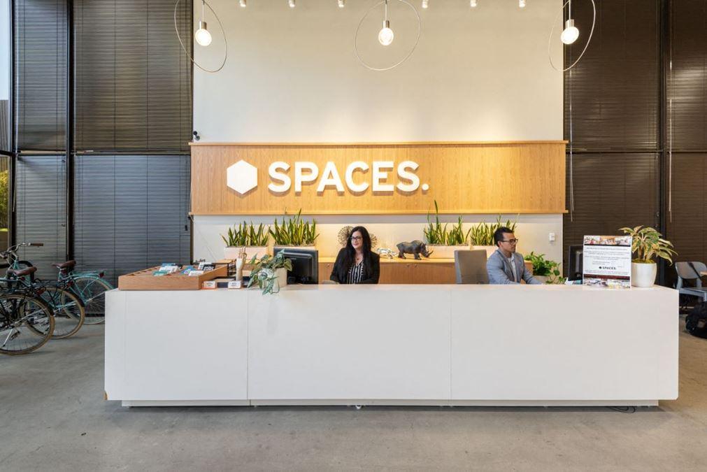 REGUS | Spaces San Jose - Santana Row