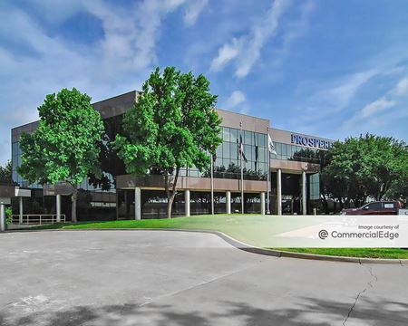 Prosperity Bank Building - McKinney