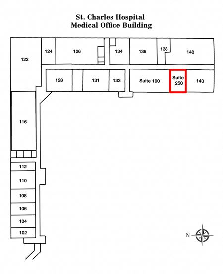 (Suite 250) 920 Isaac Streets Dr - Oregon