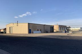 Showroom, Warehouse, and Wash-Bay - Odessa