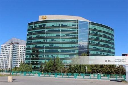 Arctic Slope Regional Corporation Building - Anchorage