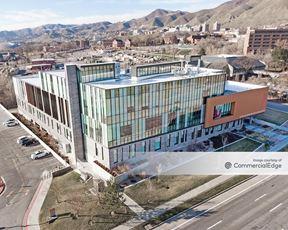University of Utah Research Park - Ray & Ty Noorda Oral Health Sciences Building