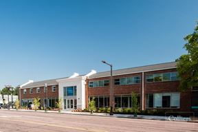 Full Floor Office Sublease in Prominent Boutique Clayton Building