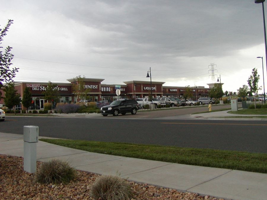 North Range Town Center - One Remaining Pad Available