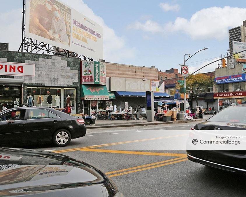 575-591 West 181st Street & 1422 St. Nicholas Avenue