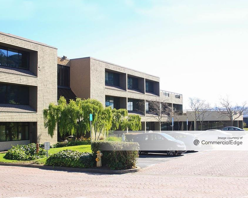 Marina Office Plaza