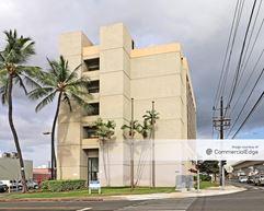 Sonido-Alquero Building - Waipahu