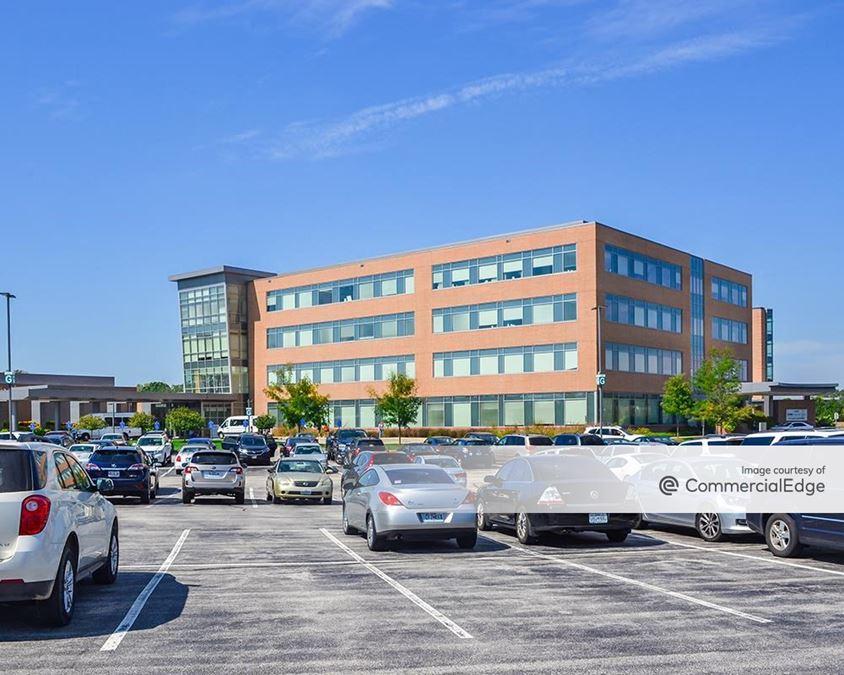 St. Francis & St. Joseph Medical Office Buildings