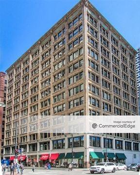 Brooks Building - Chicago